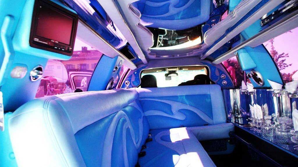 Limousine Interni